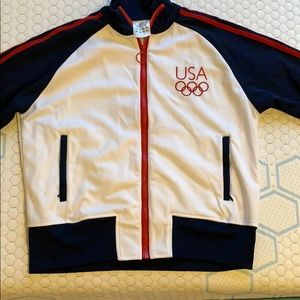 Adidas USA Olympic Jacket Athens 2004